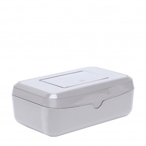 Bebe-Jou Easy Wipe Box Silver