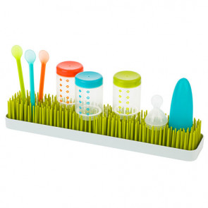 Boon Patch Drying Rack Green