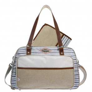 Kidzroom Diaper Bag Bliss Off White