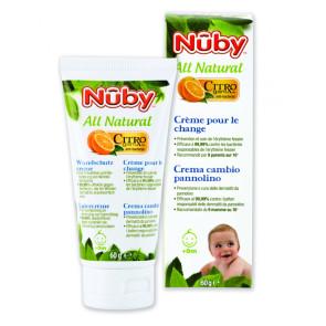 Nuby Citroganix Diaper Cream (60 gram)