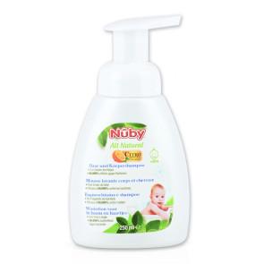 Nuby Citroganix Wash Lotion incl. Pump (250ml)