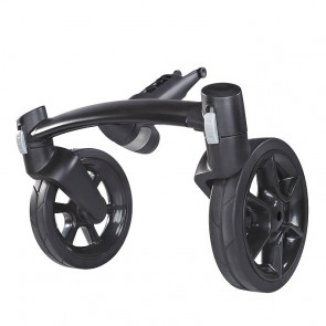 Quinny Front Wheel Module Moodd 4 Black