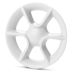 Quinny Moodd Front Wheel Cap White (part)