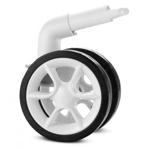 Quinny Moodd Front Wheel Module White (part)