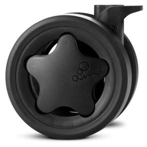 Quinny Zapp Front Wheel Black (part)