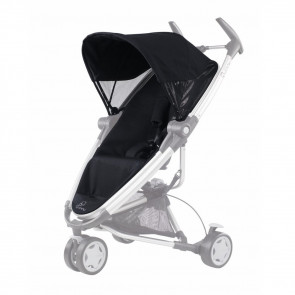 Quinny Zapp Xtra Seat incl. Sun Canopy Rocking Black