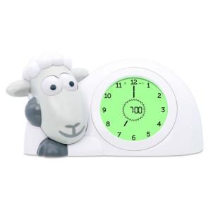 Zazu Sleeping Coach Sam The Sheep Grey