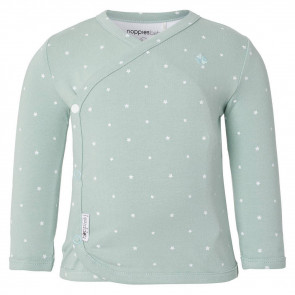 Noppies Baby Shirt Anne Grey Mint