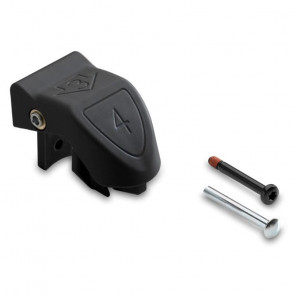Quinny Zapp Folding Button Black (part)