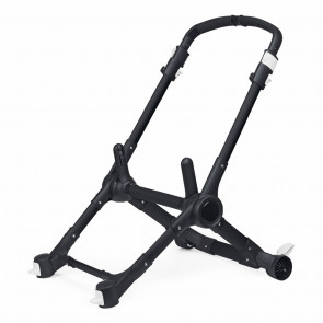 Bugaboo Buffalo+ Chassis Black Leatherlook (part)