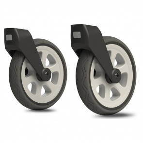 Joolz Day² All Terrain Swivel Wheels Silver