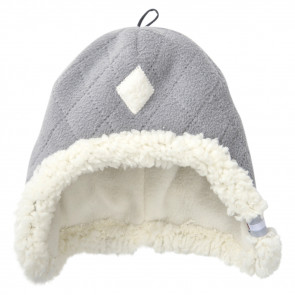 Lodger Fleece Hat Greige