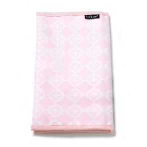 KipKep Napper Diaper Bag Roccy Pink