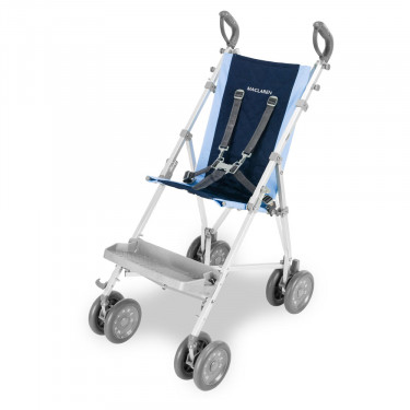 Maclaren Major Elite Special Needs Buggy Blue Navy