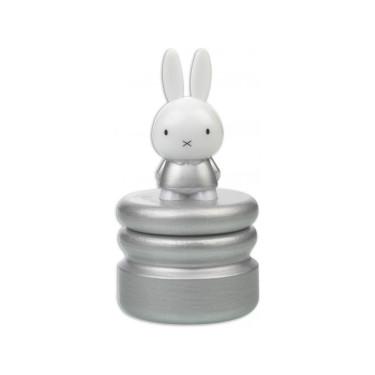 Miffy Zahn-Box Silber