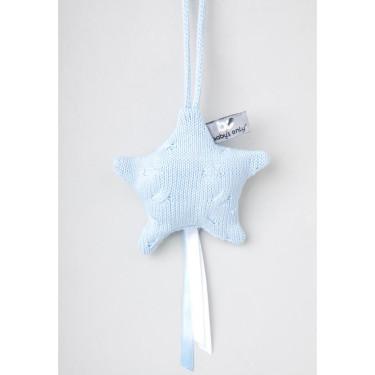 Baby's Only Hängdeko Sterne Blau