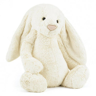 Jellycat Bashful Bunny Cream (31 cm)