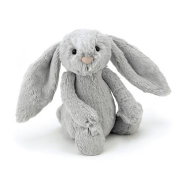 Jellycat Bashful Bunny Silver (18 cm)