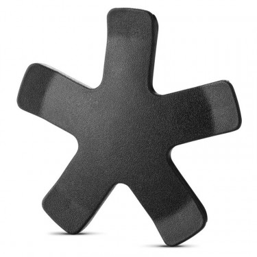 Quinny Buzz Wheel Cap Front Black (only 1 available)