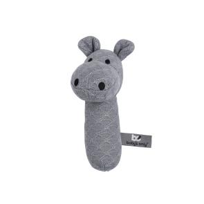 Baby's Only Rammel Spielzeug Grau