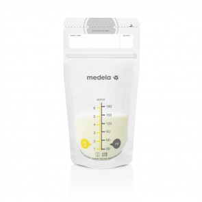 Medela Breastmilk Storage Bags 180 ml. (50 pieces)