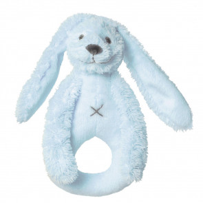 Happy Horse Blue Rabbit Richie Rattle (18 cm)