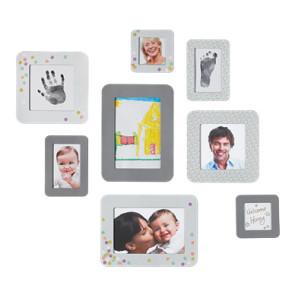 Baby Art Sticker Rahmen