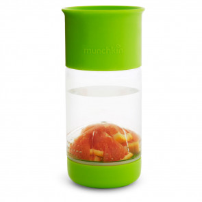 Munchkin Kid Miracle 360° Fruit Infuser Green