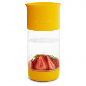 Munchkin Kid Miracle 360° Fruit Infuser Yellow