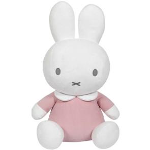 Miffy Plush Toy Pink Baby Rib 32cm