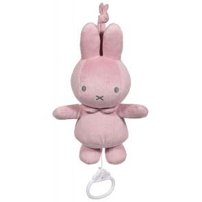 Miffy Music Box Pink Baby Rib