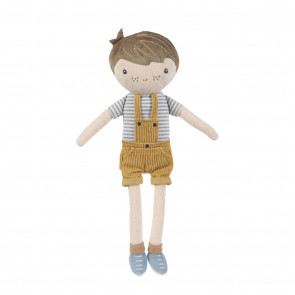 Little Dutch Kuschelige Puppe Jim 50cm
