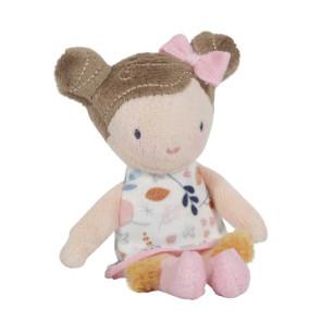 Little Dutch Kuschelige Puppe Rosa 10cm