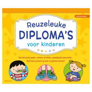 Deltas Reuzeleuke Diploma's voor Kinderen