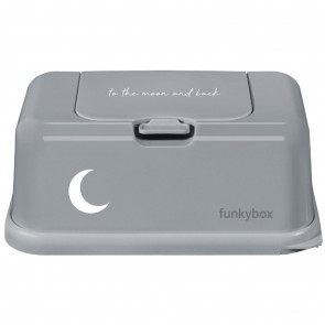 Funkybox Grey - To the moon