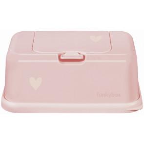 Funkybox Pale pink - Little hart