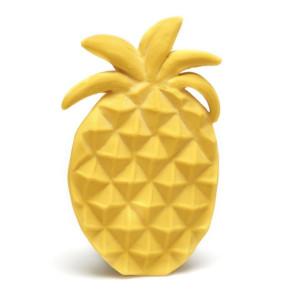 Lanco Rubber Teething Toy Pineapple