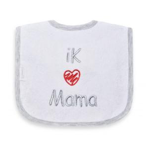 Funnies Lätzchen Ik Hou Van Mama