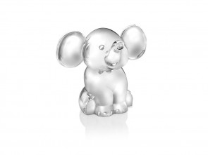 Zilverstad Money-Box Elephant Silver Plated