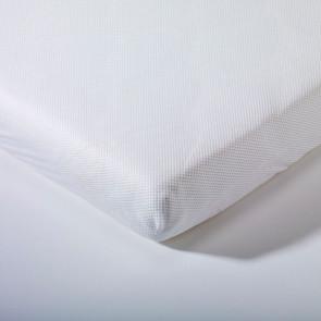 AeroSleep Spannbettlaken (70 x 140 cm) Weiß