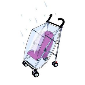 Babsana Regenschutz Buggy