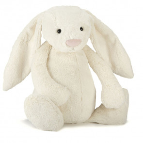 Jellycat Bashful Bunny Cream (18 cm)
