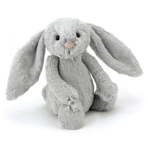 Jellycat Bashful Bunny Silver (31 cm)