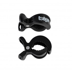 Lodger Swaddle Clips Schwarz