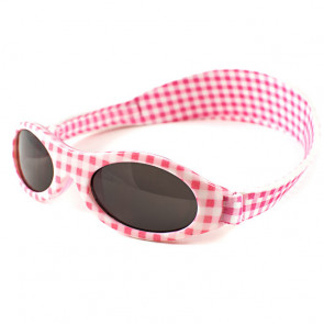 KidzBanZ Pink Checkers