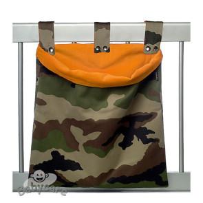 Maud Combat Gepäcktasche