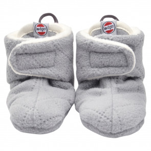 Lodger Baby Slipper Fleece Greige
