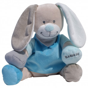 Doodoo Musical Sleep Toy Rabbit Blue