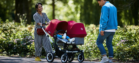 Bugaboo Celebrates 20 Years! Babycare.nl offers a free accessry pack. Bugaboo strollers ship worldwide via Babycare.nl.