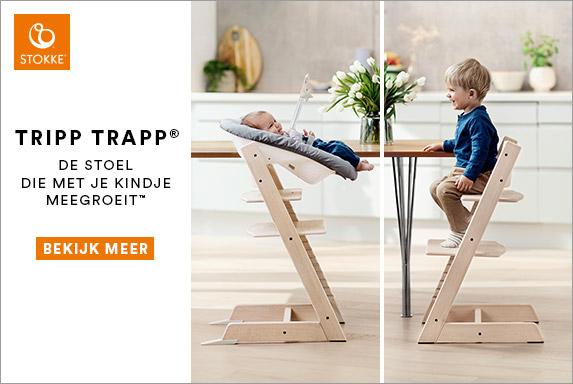 Tripp Trapp kinderstoel van Stokke